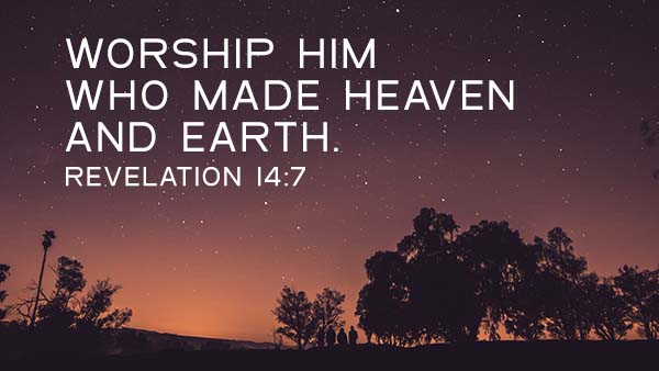 Never worshiped? Try it now.