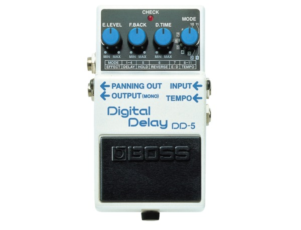 Boss DD-5 Digital Delay Pedal