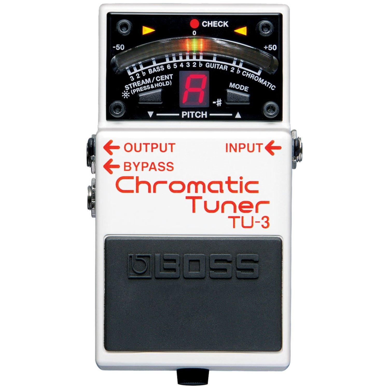 Boss TU-3 Chromatic Tuner Review