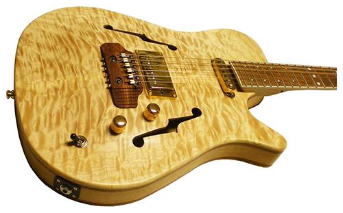 Bunker Nova AT 200 Electric Guitar Review