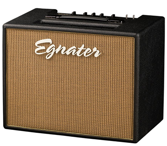 Egnater Tweaker 112 Combo Guitar Amplifier 15 Watt Review