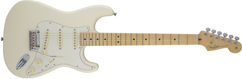 Fender American Stratocaster for worship