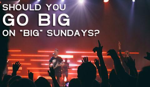 Should You Go Big On Big Sundays