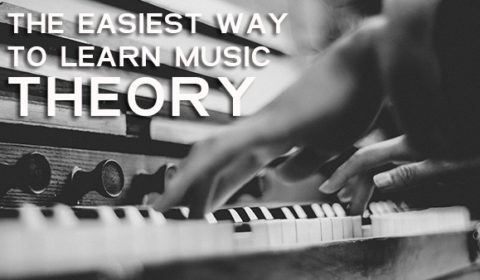 The Easiest Way To Learn Music Theory
