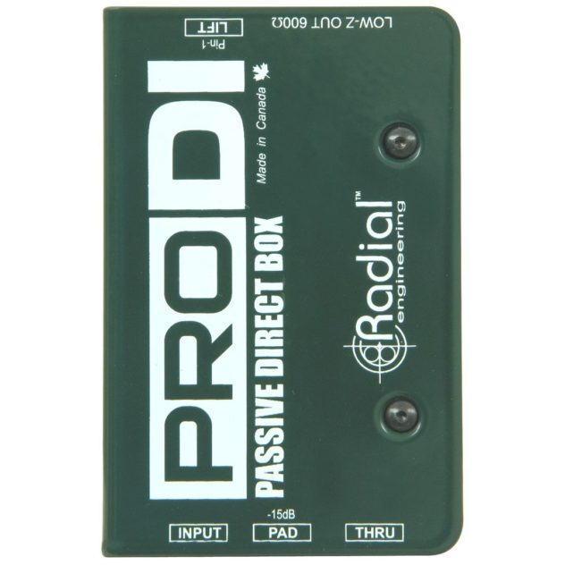 Radial Pro DI Direct Box